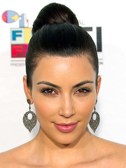 KIM'S MAKEUP photo | Kim Kardashian