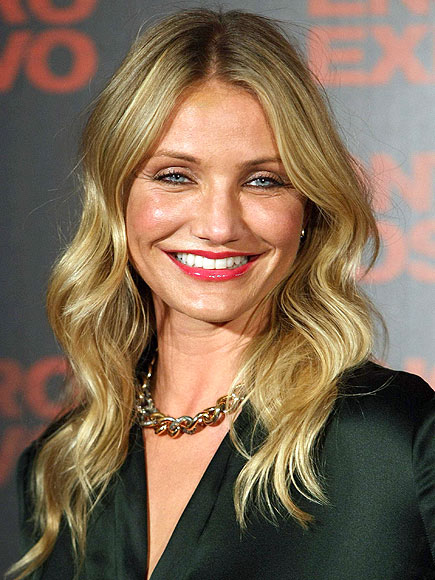 CAMERON'S MAKEUP photo | Cameron Diaz