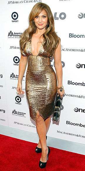 Holiday Dresses: Stars' Sexy Looks for Less : People.com