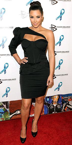 Kim Kardashian Dresses