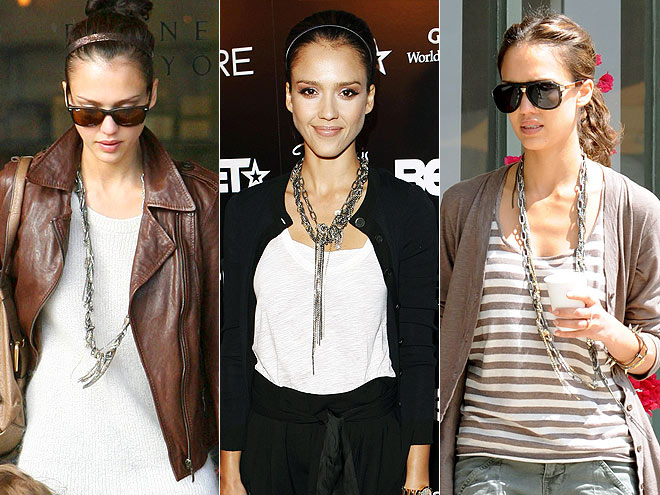 GEMMA REDUX CHAIN photo | Jessica Alba