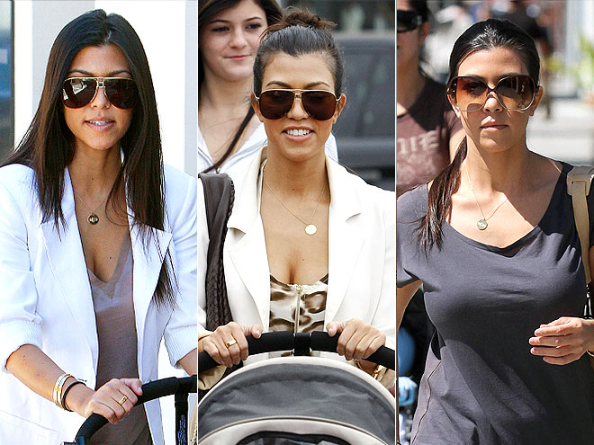 SONYA RENÉE PENDANT photo | Kourtney Kardashian