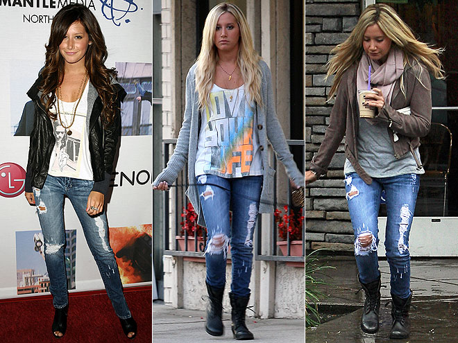 DYLAN GEORGE JEANS photo | Ashley Tisdale