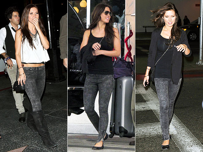 THE LEGGING BY JOE'S  photo | Audrina Patridge