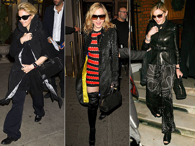 LOEWE PURSE photo | Madonna