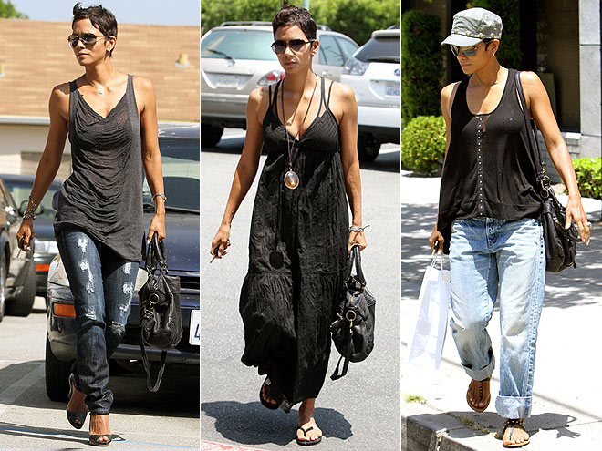 MONI MONI BAG photo | Halle Berry