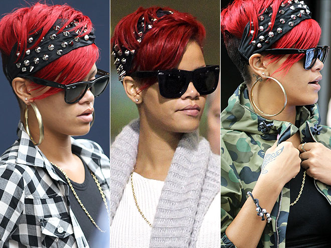JENNIFER BEHR HEADBAND photo | Rihanna