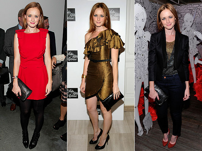 CECELIA ENVELOPE CLUTCH photo | Alexis Bledel