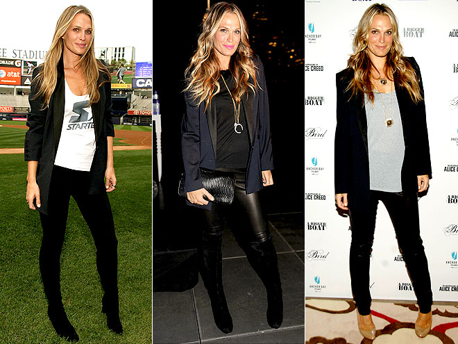 BIRD BY JUICY COUTURE BLAZER photo | Molly Sims