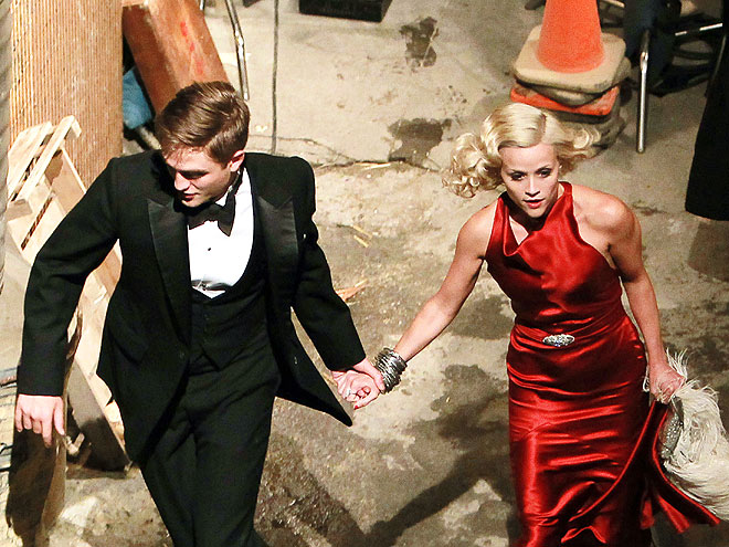 ROBERT PATTINSON &#38; REESE WITHERSPOON photo | Reese Witherspoon