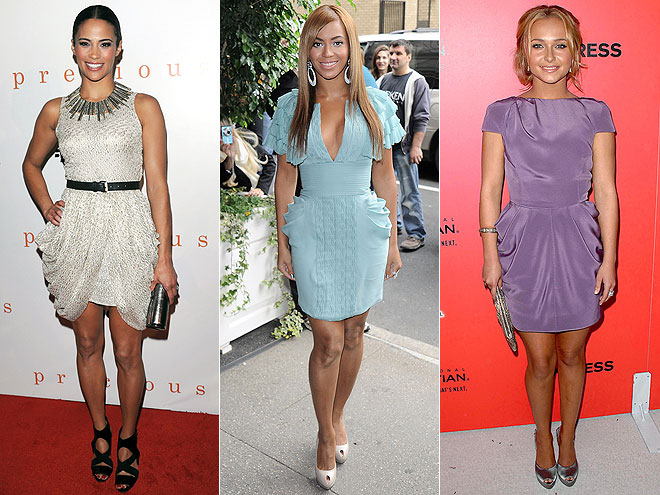 HIP SWAGS photo | Beyonce Knowles, Hayden Panettiere, Paula Patton