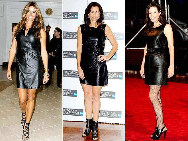 LEATHER SHEATHS photo | Mary-Louise Parker, Minnie Driver
