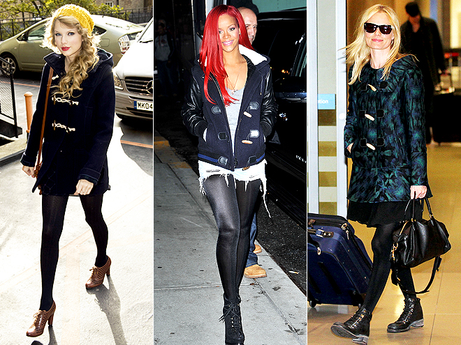 TOGGLE COATS photo | Kate Bosworth, Rihanna, Taylor Swift