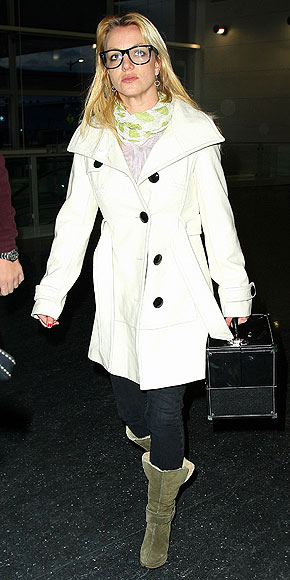 BRITNEY SPEARS'S COAT photo | Britney Spears