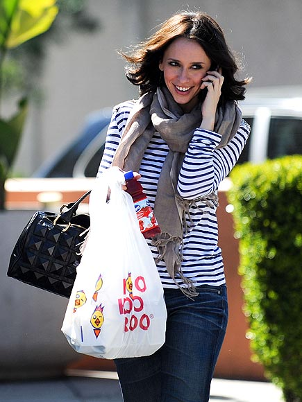 JENNIFER LOVE HEWITT&#39;S BAG photo | Jennifer Love Hewitt