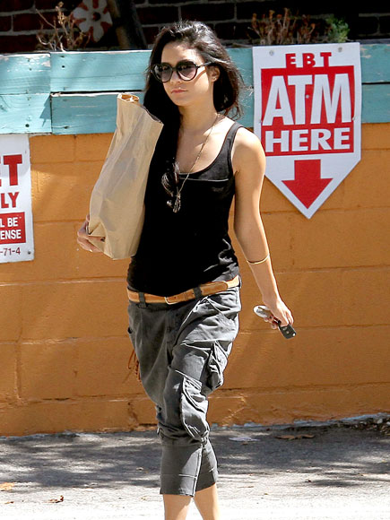 VANESSA HUDGENS'S PANTS photo | Vanessa Hudgens