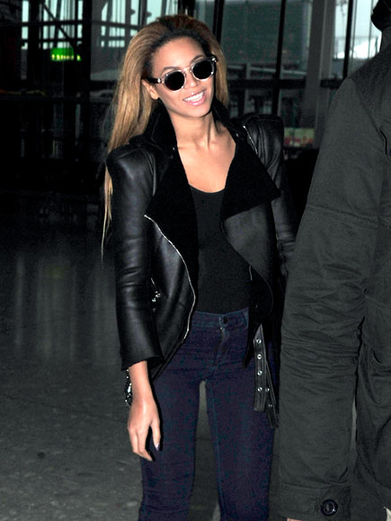 BEYONCÉ'S SUNGLASSES photo | Beyonce Knowles