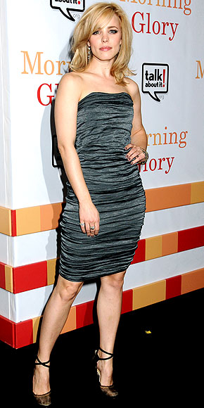 RACHEL'S DRESS photo | Rachel McAdams