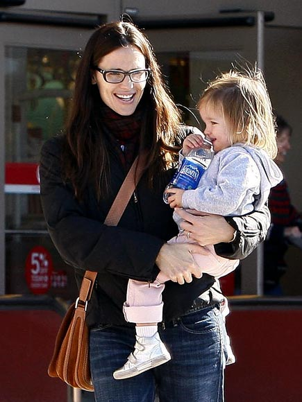 JENNIFER GARNER'S PURSE photo | Jennifer Garner
