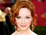 It's a Mad, Mad World for Christina Hendricks