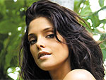 Ashley Greene Bares All – In Body Paint!
