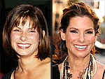 Sandra Bullock&#39;s Changing Looks!