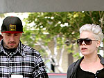 Pink and Carey Hart Head to Breakfast | Carey Hart, Pink