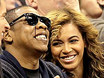 Beyonc&#233; & Jay-Z&#39;s Courtside Date | Beyonce Knowles, Jay-Z