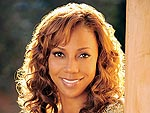 Holly Robinson Peete: How The Donald Made Her Sweat