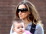 Sarah Jessica Parker Takes Her Kids out in N.Y.C.  &#8211; and More Star Sightings | Sarah Jessica Parker