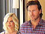Tori and Dean Dine Alfresco and More Star Sightings | Dylan McDermott, Tori Spelling