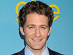 It&#39;s a Glee-ful Day for Matthew Morrison
