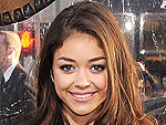 Modern Family's Sarah Hyland Gets 'Carrie-d' Away