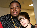 "Justin Bieber's Teaching Sean Kingston ""Swagger"""