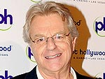 Jerry Springer Reminisces About His Dancing Days