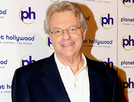 Jerry springer dating show baggage