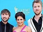 Lady Antebellum Rocks Out at Country's Big Night | Lady Antebellum