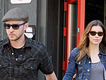 Justin Timberlake and Jessica Biel Have a Brunch Date | Jessica Biel, Justin Timberlake