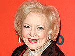 "Betty White Calls Sandra Bullock's Kid ""Lucky"""