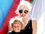 Gwen Stefani Spends Mother's Day with her Boys | Gwen Stefani