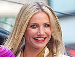 Cameron Diaz Goes Shopping at Barneys