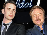 Bradley Whitford and Colin Hanks One Up Each Other