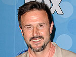 David Arquette Learns How to Sew