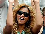 Jay-Z and Beyonce Take In the French Open | Beyonce Knowles, Jay-Z