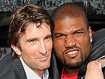The A-Team's Sharlto Copley and Quinton Jackson's Plea to Mr. T
