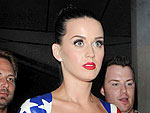 Katy Perry Shows Love for Two Countries | Katy Perry