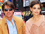 Tom Cruise & Katie Holmes Head to Broadway | Katie Holmes, Tom Cruise