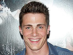 The Gates Star Colton Haynes's Secret Glee Past