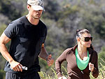 Fergie and Josh Duhamel Go for a Jog | Fergie, Josh Duhamel