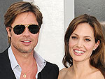 Brad Pitt and Angelina Jolie Spice Up the Salt Premiere